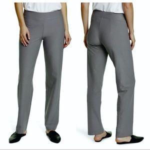Eileen Fisher Straight Leg Crepe Pants